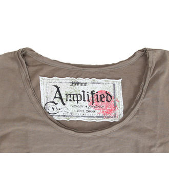 Metal majica ženske Mötley Crüe - Tour 87 - AMPLIFIED, AMPLIFIED, Mötley Crüe