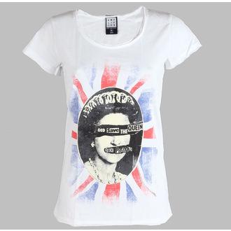 majica kovinski ženske Sex Pistols - Queens - AMPLIFIED, AMPLIFIED, Sex Pistols