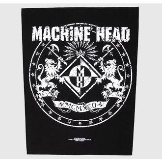 obliž velik Machine Head - Crest - RAZAMATAZ, RAZAMATAZ, Machine Head