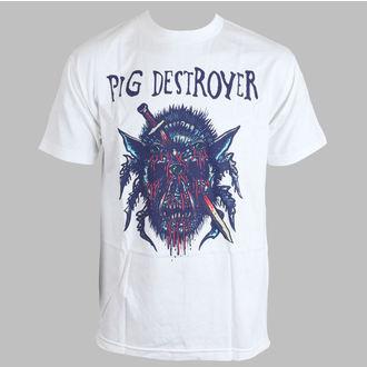 majica kovinski moški Pig Destroyer - Slepi (Bela) - RELAPSE, RELAPSE, Pig Destroyer