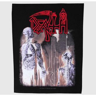 Našitek velik Death - Human - RAZAMATAZ, RAZAMATAZ, Death
