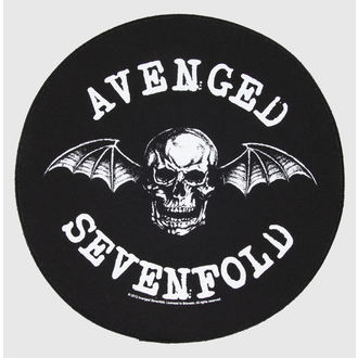 Našitek velik Avenged Sevenfold - Death Bat - RAZAMATAZ, RAZAMATAZ, Avenged Sevenfold