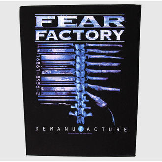 obliž velik Fear Factory - Demanufacture - RAZAMATAZ, RAZAMATAZ, Fear Factory