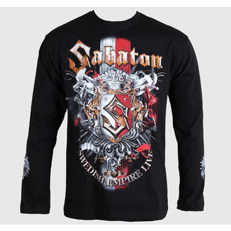 majica kovinski moški Sabaton - Black - CARTON, CARTON, Sabaton