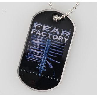 ovratnik (pes oznaka) Fear Factory - Demanufacture - RAZAMATAZ, RAZAMATAZ, Fear Factory