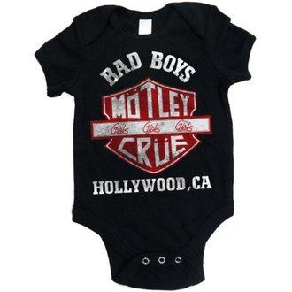 telo otroci Mötley Crue - Bad Boys Shield - ROCK OFF, ROCK OFF, Mötley Crüe