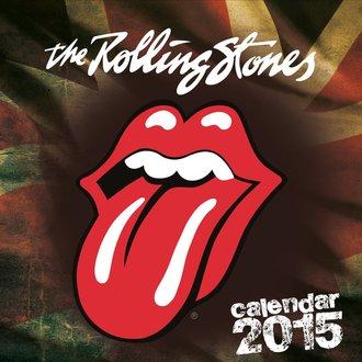 koledar 2015 ROLLING STONES, NNM, Rolling Stones