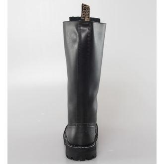 usnje čevlji ženske - - STEEL - 139/140-Black