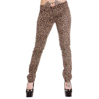 hlače ženske 3RDAND56th - Natural, 3RDAND56th