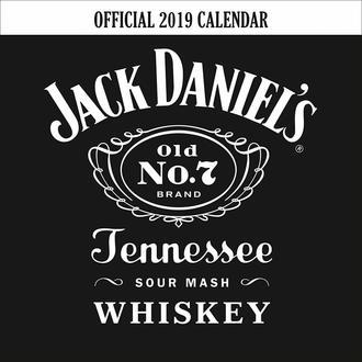 Koledar za leto 2019 JACK DANIELS, JACK DANIELS
