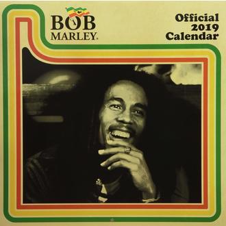 Koledar za leto 2019 BOB MARLEY, NNM, Bob Marley