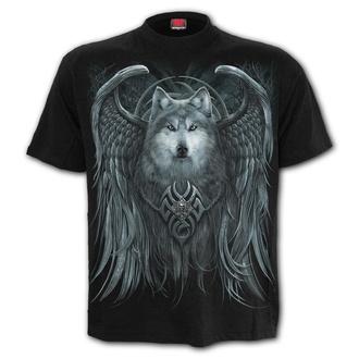 Moška majica - WOLF SPIRIT - SPIRAL - T167M101