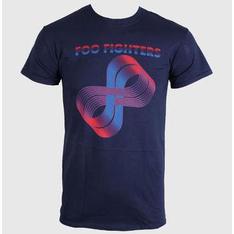 majica kovinski moški Foo Fighters - Loops Logo - LIVE NATION, LIVE NATION, Foo Fighters