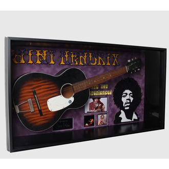 kitaro z podpis Jimi Hendrix, ANTIQUITIES CALIFORNIA, Jimi Hendrix