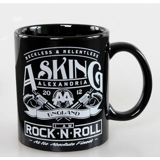 skodelico Asking Alexandria - Rock N Roll - ROCK OFF, ROCK OFF, Asking Alexandria