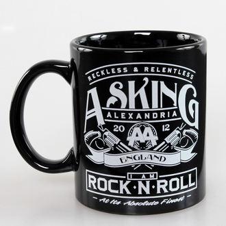 skodelico Asking Alexandria - Rock N Roll - ROCK OFF, ROCK OFF, Asking Alexandria