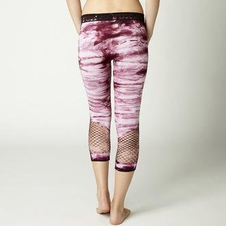 hlače ženske 3/4 (gleženj) FOX - Tie Dye, FOX