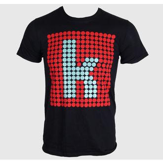 majica kovinski moški The Killers - K Glow - ROCK OFF, ROCK OFF, The Killers