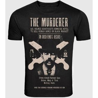 majica hardcore moški - Murderer - SE7EN DEADLY, SE7EN DEADLY