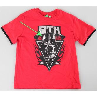 nastavite fant ( majica, kratke hlače) TV MANIA - Star Wars Clone - rdeča - zvezda 825, TV MANIA