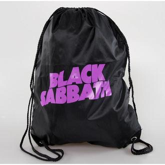 vreča Black Sabbath - Logo - Črno - Bravado, BRAVADO, Black Sabbath