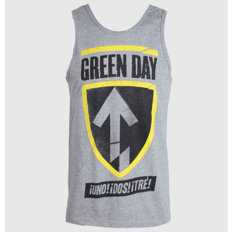 na vrh moški Green Day - Tre Badge - Bravado, BRAVADO, Green Day