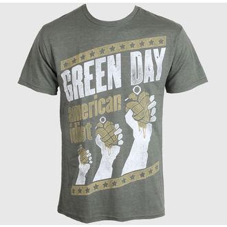 majica kovinski moški Green Day - Handout - BRAVADO, BRAVADO, Green Day