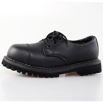 čevlji Grinders - 3dírkové - Regent, GRINDERS