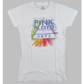 majica kovinski ženske Pink Floyd - Dark Side Mist - LIQUID BLUE, LIQUID BLUE, Pink Floyd