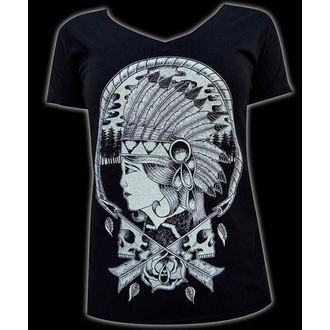 majica hardcore ženske - Adi - BLACK MARKET, BLACK MARKET
