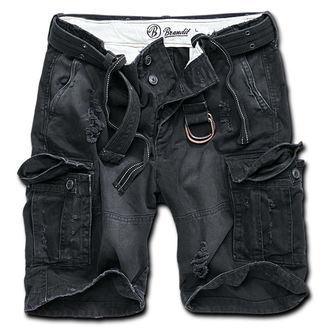 kratke hlače moški BRANDIT - Shell Valley Heavy Vintage - Črno, BRANDIT