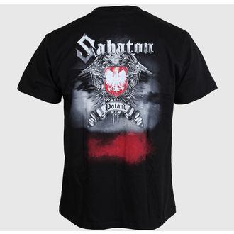 majica kovinski moški Sabaton - Poland - CARTON, CARTON, Sabaton
