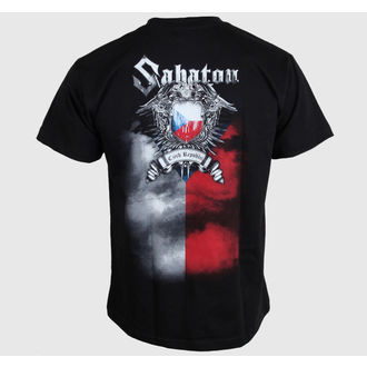 majica kovinski moški Sabaton - Czech Republic - CARTON, CARTON, Sabaton