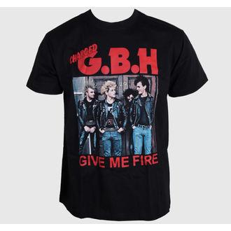 Metal majica moški GBH. - Give Me Fire - CARTON, CARTON, G.B.H.
