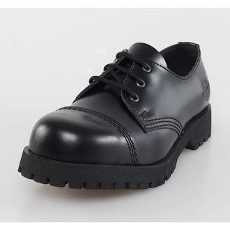 čevlji NEVERMIND - 3 očesca - Black Polido, NEVERMIND