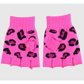 rokavice brez prstov Magic - Pink, NNM