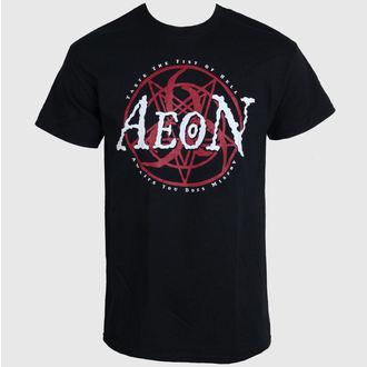 majica kovinski moški Aeon - Fist Of Hell - RAZAMATAZ, RAZAMATAZ, Aeon