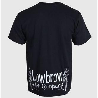 majica moški - Lowbrow - BLACK MARKET, BLACK MARKET