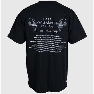 Moška metal majica Rotting Christ - Diavolus - Črno - RAZAMATAZ, RAZAMATAZ, Rotting Christ