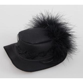klobuk ZOELIBAT - Black