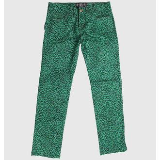 hlače ženske COL LECTIF - Green, NNM