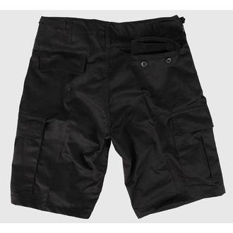 kratke hlače moški ZDA BDU - Black, MMB