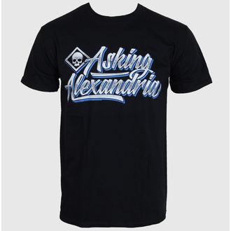 majica kovinski moški Asking Alexandria - Script - PLASTIC HEAD, PLASTIC HEAD, Asking Alexandria