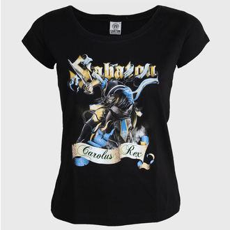 Ženska majica Sabaton - Carolus Rex - Carton, CARTON, Sabaton