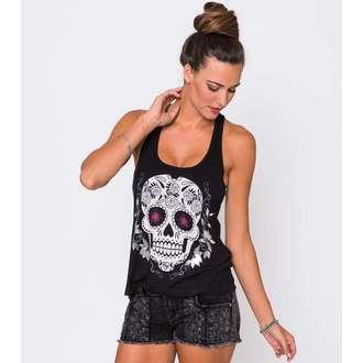 na vrh ženske METAL MULISHA - Sugary Skull, METAL MULISHA
