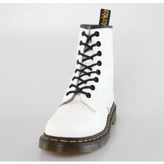 čevlji DR. MARTENS - 8 očesca - 1460 - WHITE SMOOTH