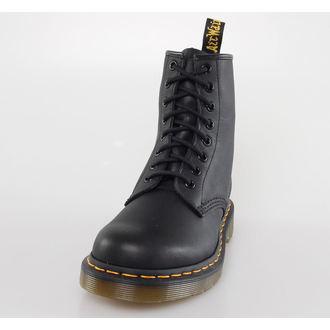 čevlji DR. MARTENS - 8 očesca - 1460 - BLACK GREASE