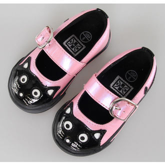 čevlji otroci TUK- Pink / Črno, NNM