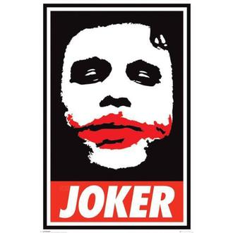 plakat Batman - The Dark Night - Spoštovani The Joker - PYRAMID POSTERS, PYRAMID POSTERS