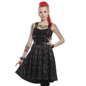 obleko ženske VIXXSIN - Bone Garden Srap, VIXXSIN
